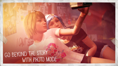 Screenshot from Life Is Strange