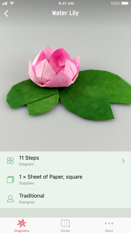 Origami Flowers screenshot-7