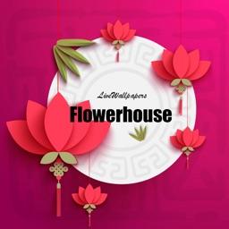 LiveWallpapersFlowerhouse