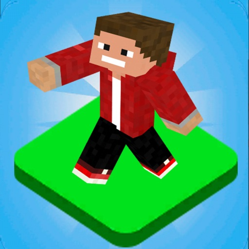 Mcpe Skin: Merge Craft iOS App