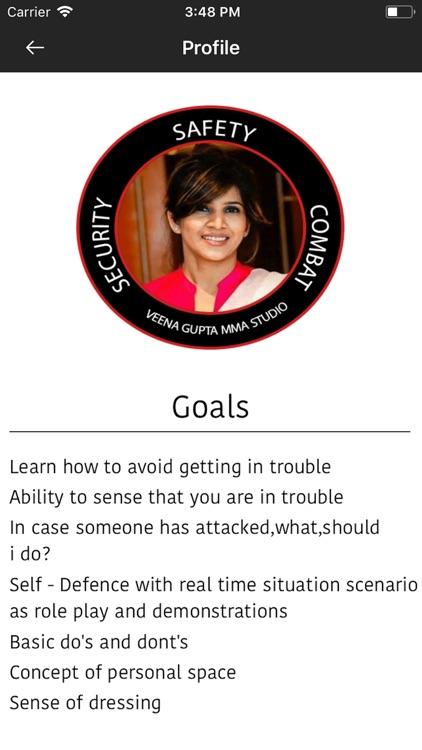 MSMR Women Safety App screenshot-3
