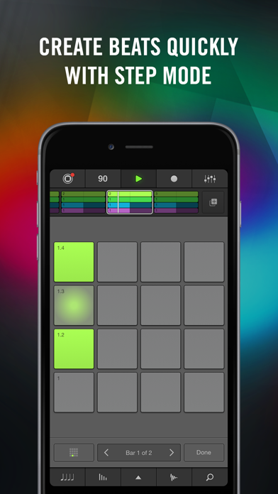 iMaschine 2 Screenshots