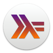 Haskell app review