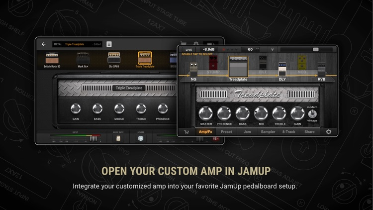 BIAS AMP 2 - for iPhone screenshot-4