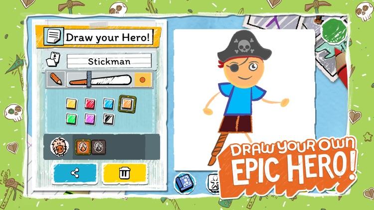 Draw a Stickman: EPIC 3 screenshot-0