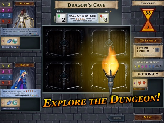 One Deck Dungeon | App Price Drops