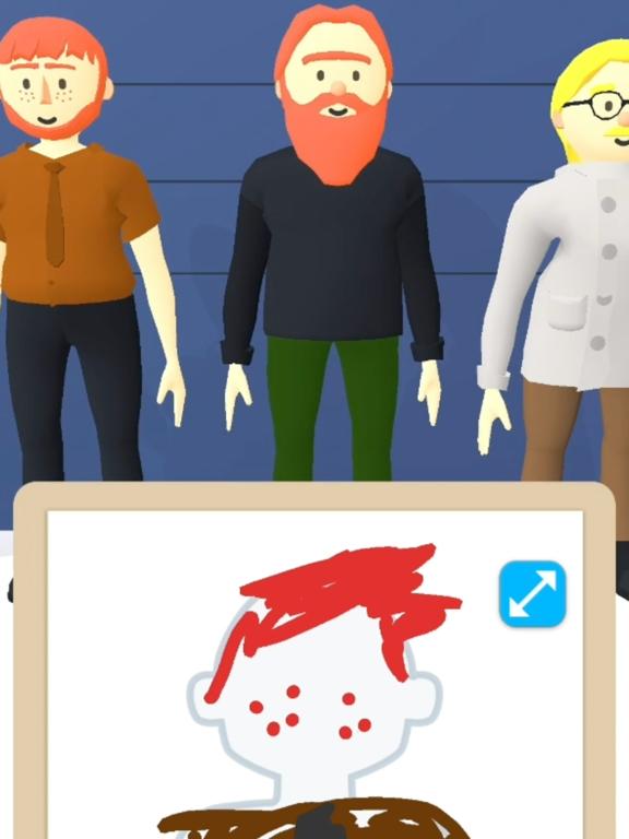 Line Up: Draw the Criminal screenshot 9