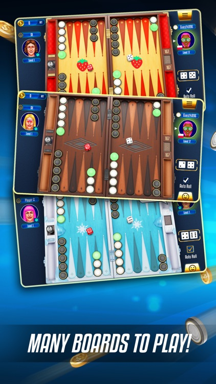 Backgammon Legends screenshot-1