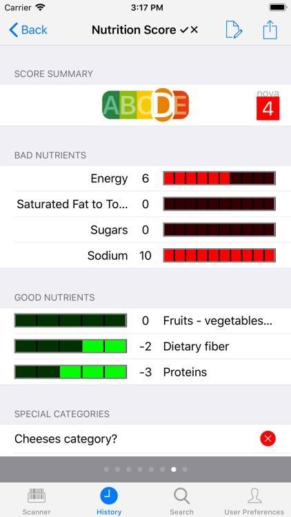 FoodViewer screenshot-5