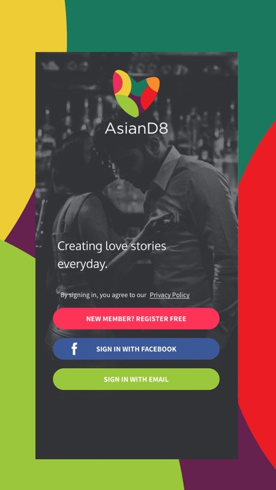 Asiandating.com log in instagram with facebook