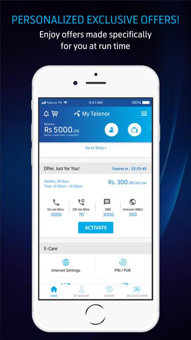 My Telenor by Telenor Pakistan (iOS, United Kingdom