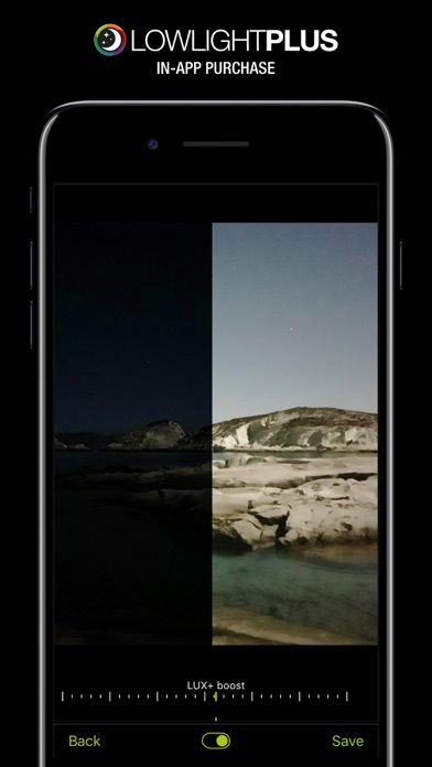 Screenshot for ProCamera. in United States App Store