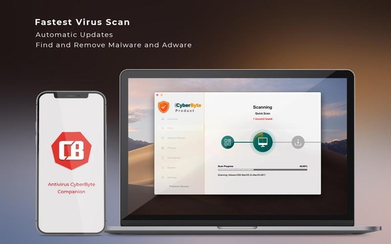 Screenshot #3 pour Antivirus CB - Anti-Virus