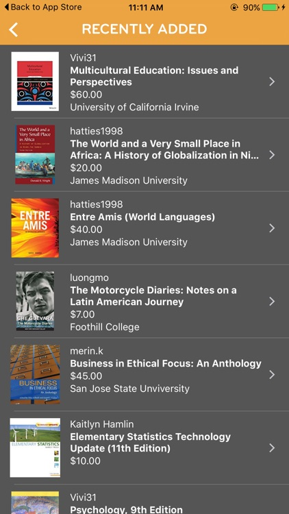 Booksmart Buy & Sell Textbooks screenshot-3