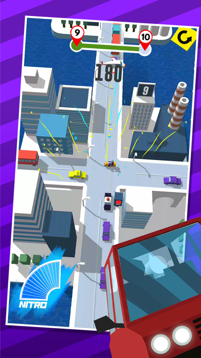 Traffic Rush 3D screenshot 5