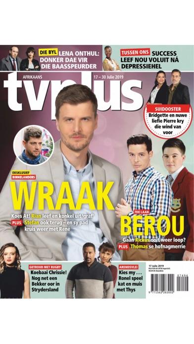 TV Plus AfrikaansScreenshot of 1