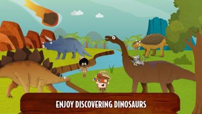 What Were Dinosaurs Like? screenshot one