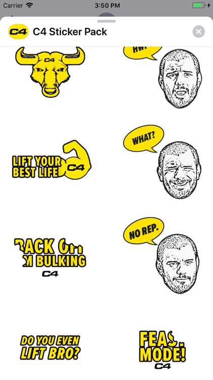 Bro Stickers! by C4®