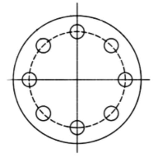 Flange Hole Marker