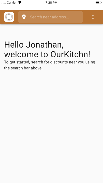 OurKitchn screenshot 2