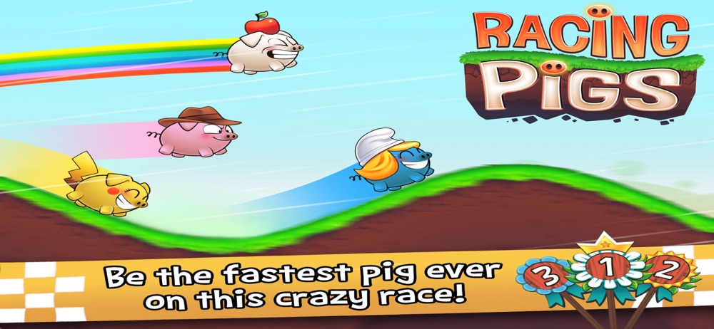 Racing Pigs – Cool Speedy Race Cheat Codes