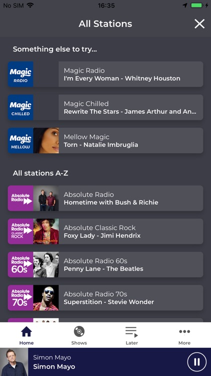 Scala Radio screenshot-6