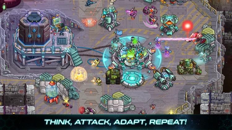 Iron Marines: RTS offline game screenshot-3