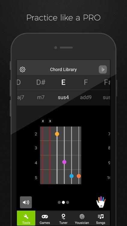 GuitarTuna: Guitar, Bass tuner screenshot-4