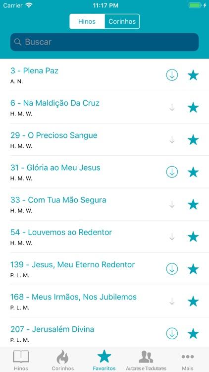Harpa Cristã Com Áudios screenshot-4