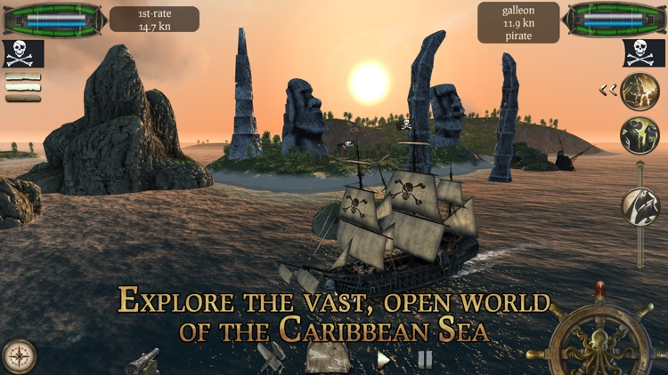 The Pirate: Plague of the Dead screenshot-0