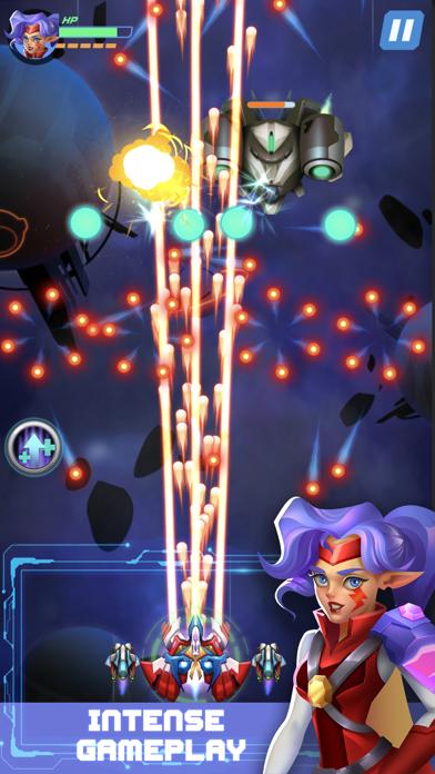 Galaxy Lord: Alien Shooter screenshot 1