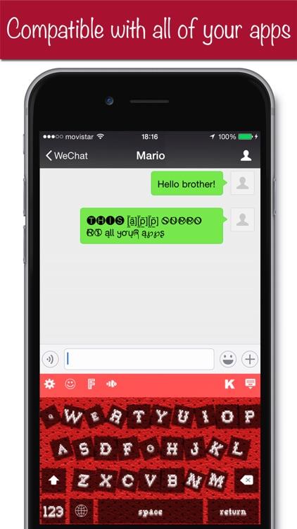 K+ Keyboard Plus Customize screenshot-4