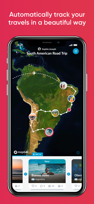 Polarsteps on the App Store