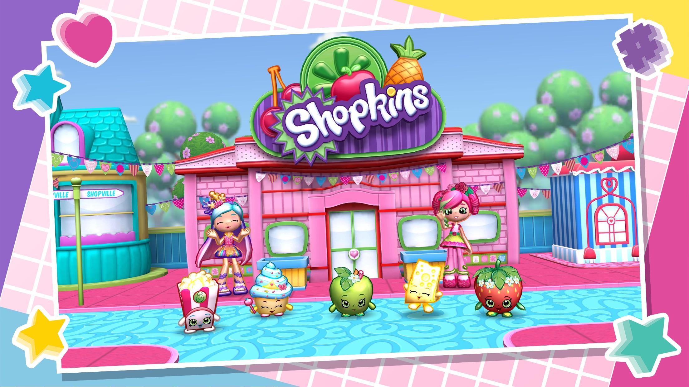 Shopkins World! Screenshot