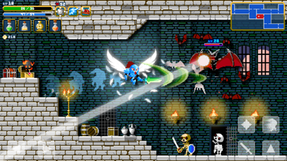 Dead Castle: Prince Sacrifice screenshot 1