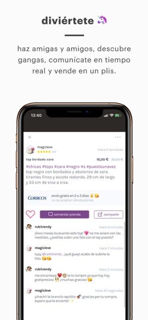 dab0d1a9a  chicfy - compra y vende moda en App Store