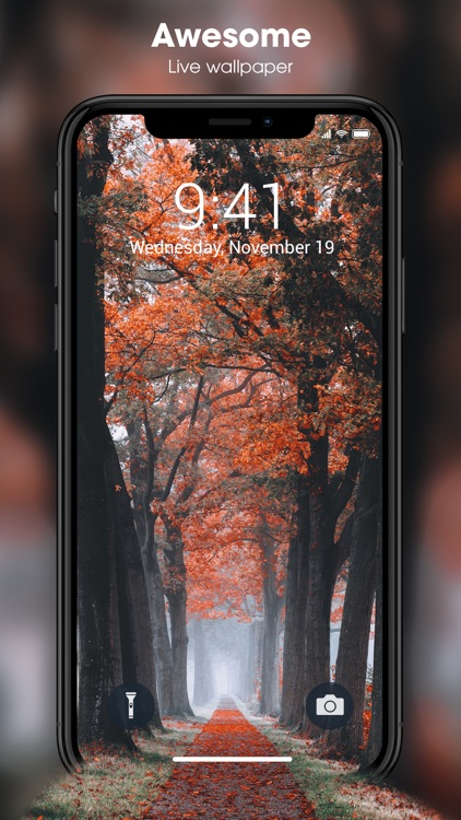 Live Wallpapers for iPhone. screenshot-6