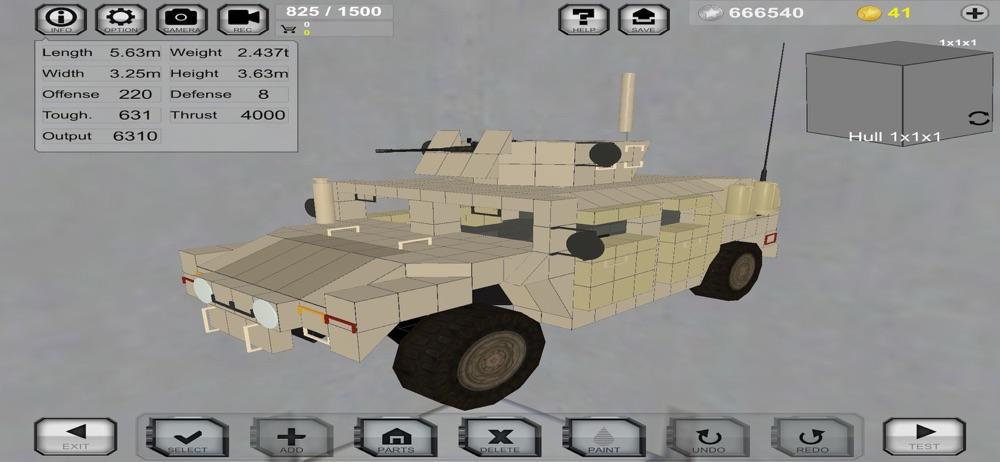 Battle Car Craft Cheat Codes