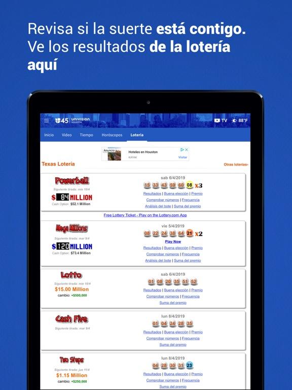 Univision 45 Houston screenshot 12