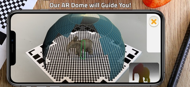 Qlone 3D Scanner on the App Store