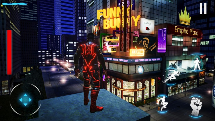 Grand Superhero Justice Sim screenshot-0