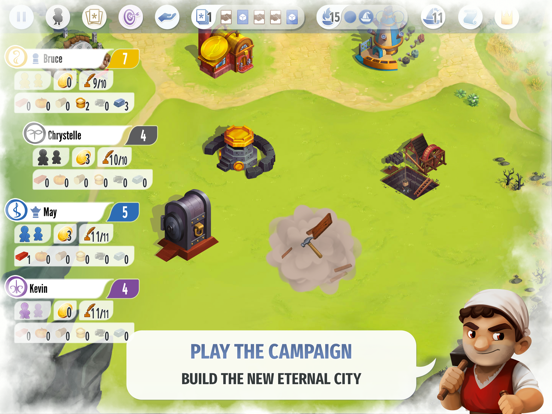 Charterstone: Digital Edition screenshot 11