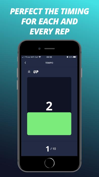 Smartletics Tempo Screenshot