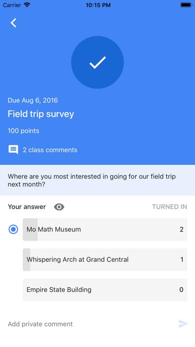Google Classroom for Windows
