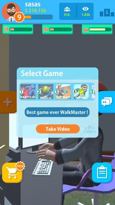 uTubers.idle screenshot 1