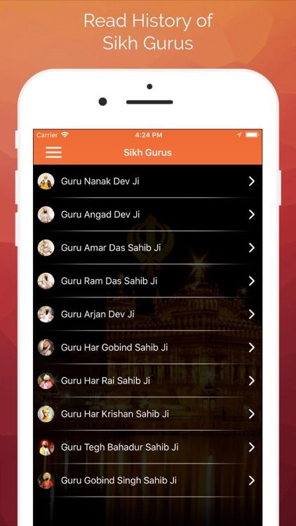 Sikh World - Nitnem & Gurbani screenshot-4