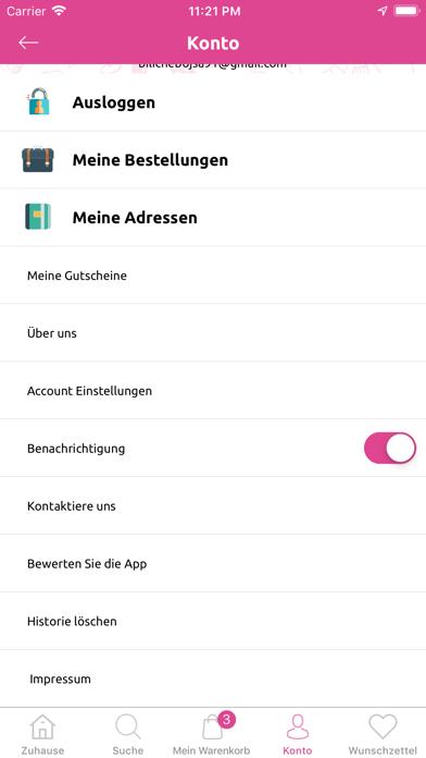 SmartDrinxScreenshot von 8