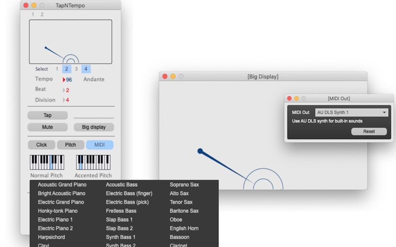TapNTune for Mac