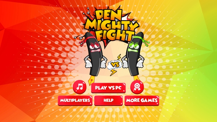 Pen Mighty Fight