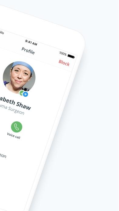 messages.download Siilo - Medical Messenger software